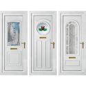 Designer Upvc Door