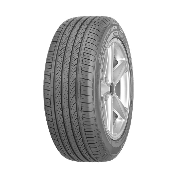 Goodyear Assurance TripleMax Tubeless Car Tyre, 15 in,60,195 mm