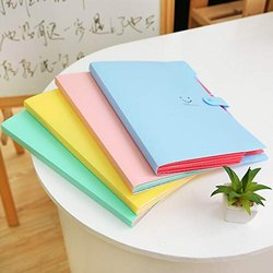 Presentation Folder With 5 Pockets