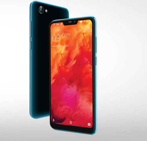Lava Z92 Smartphone, 3260mah Battery, Eastern Logica Infoway
