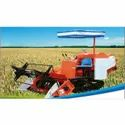 Track Type Combine Harvester Full Feed  Model No-Os-4lz-1.5e