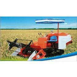 Combine Harvester Full Feed