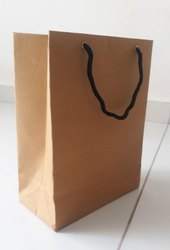 5x7.5x3 Inch Brown Craft Paper Bags