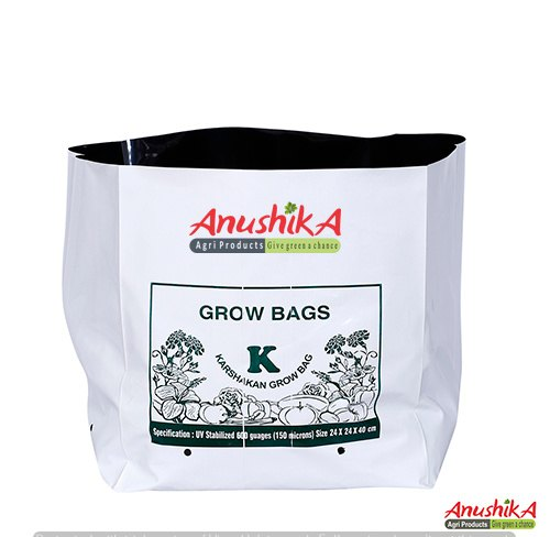 LDPE Grow Bag 40x24x24