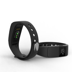 Black Fitness Band