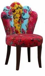 Jaipur Furniture Wooden Chair Sheesham Wood Living Room Chair / Home Chair / Upholstery Chair