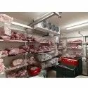 Meat & Poultry Cold Storage Room