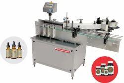 Rotary Sticker Labeling Machine