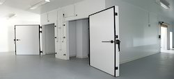 Prefabricated Cold Storage Plant