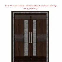 Brass Main Door