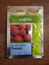 Tomato TO-6242 Syngenta Hybrid, Packaging Type: Packet, Packaging Size: 3000 Seeds