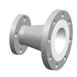 PTFE Lined Pipe Reducer