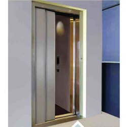 Telescopic Auto Lift Door