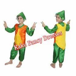 Kids Papaya Costume