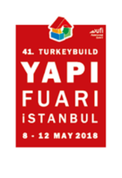 Yapi Turkeybuild 2018 , from 8 th to 12 th May 2018 , Istanbul , Turkey