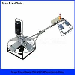 2 HP Power Trowel Floater