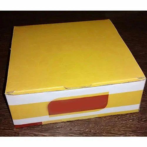Corrugated Pharmaceutical Boxes