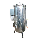 SS Laboratory Vertical Autoclave