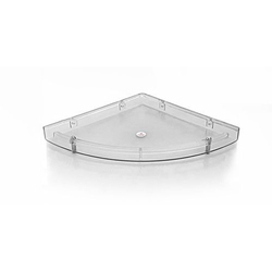 High Grade Acrylic Corner Shelf