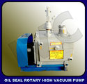 Vacuum Pumps for Oil Refining