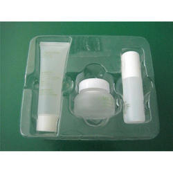 PVC Cosmetic Packaging Tray