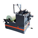Semi Automatic Tapelss Surface Slitter Rewinder Machine