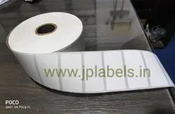 50 X 30 mm Chromo Labels (50 X 30 mm)