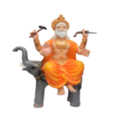 Lord Vishwakarma Sculpture