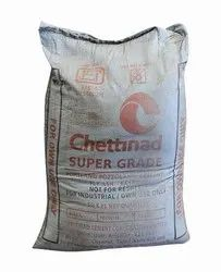 Chettinad PPC Poly Cement, Packaging Size: 50 Kg, Cement Grade: Grade 43