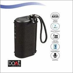 Boat Stone Grenade Bluetooth Speaker Black