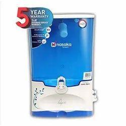 Nasaka RO Water Purifier, Capacity: 5-10 L