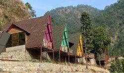 Prefabricate Wooden Cottage