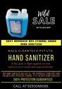 Ethanol Based Hand Sanitizer