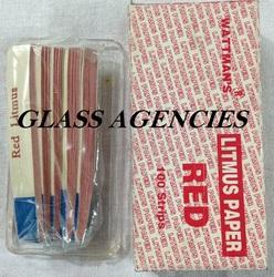 EROSE Red Litmus Paper, For Laboratory