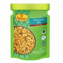 Haldiram Navratan Mix Namkeen, Packaging Size: 150 Gram