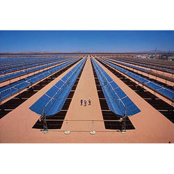 Solar Thermal Plants