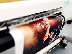 Vinyl Wallpapers Printing Services