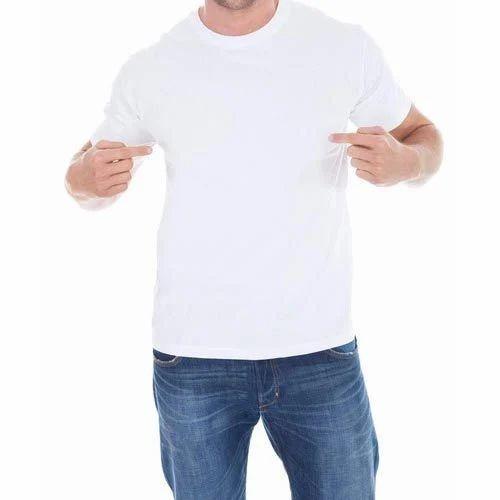 20b67da7 Polyester T Shirt Printing Service in Malad West, Mumbai, Shubh ...