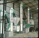 Automatic Poultry Feed Plant