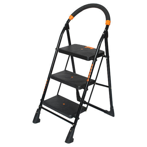 Step Ladders - 3 Step Aluminium Ladder Manufacturer from Gurgaon