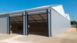Stainless Steel Prefabricated Warehouse