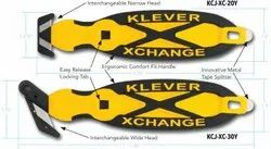 Klever Xchange Safety Knife With Replaceable Head