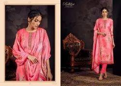 Muslin Dress Material Salwar Suit
