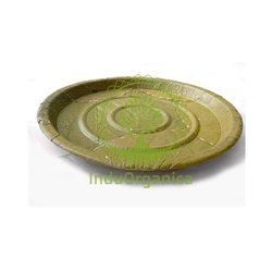 Sal Leaf Plates - 13 Inch In Size