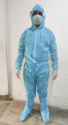 Covid 19 Laminated PPE KIT With Seam Tape