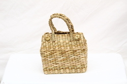 Sea Grass Picnic Basket 8.5 x 5 x 12 (Inch)