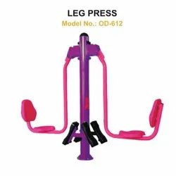 OD 612 Outdoor Leg Press