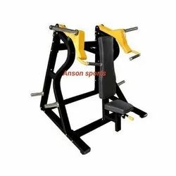 Plate Loaded Shoulder Hammer Machine