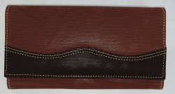PU Leather Regular Ladies Wallet