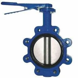 Cast Iron Manual Butterfly Valve for Water, Valve Size: 15 mm to 300 mm